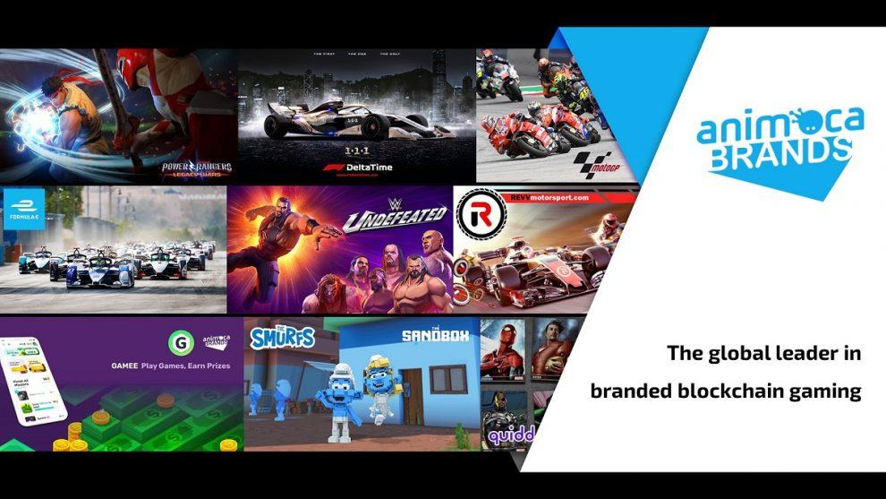 Animoca Brands recauda $ 88 millones en una valoración de $ 1 mil millones para capitalizar los juegos de NFT