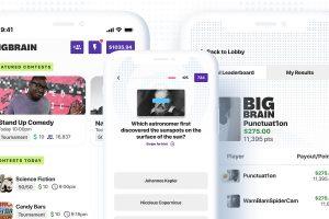 BigBrain recauda $ 4.5 millones y lanza un juego de preguntas y respuestas con premios en dinero real
