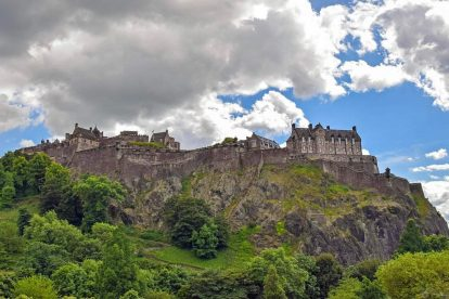 Cuentos del castillo de Edimburgo: un historiador local explora su folclore
