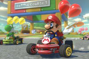 Nintendo vendió 10,6 millones de copias de Mario Kart 8 Deluxe el año pasado