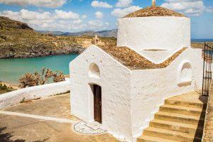 Rodas, Grecia: un museo al aire libre de culturas antiguas