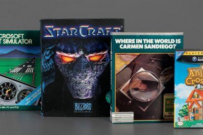 StarCraft es el título de clase de 4 iniciados en el Salón de la Fama de los Videojuegos Mundial