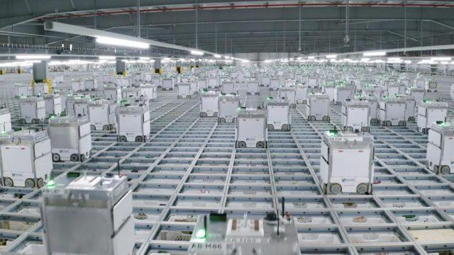 Surgen robots industriales para ayudar a las empresas a satisfacer la demanda