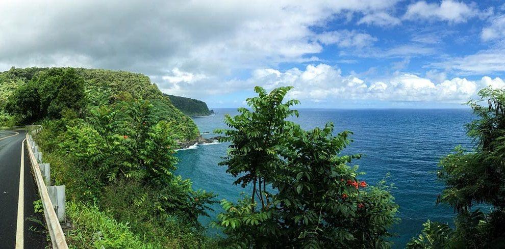 Road to Hana in Maui, Hawaii