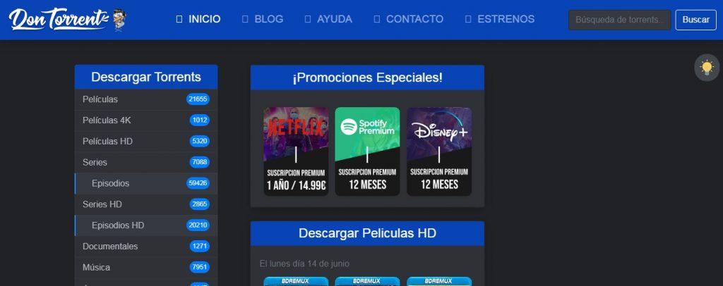 DonTorrent
