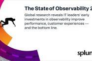 Las inversiones en observabilidad están comenzando a dar sus frutos, dice Splunk