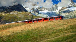 Piérdete en Europa con Interrail