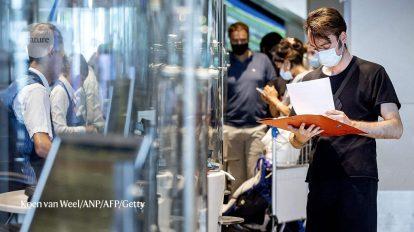 Variante del coronavirus delta: los científicos se preparan para el impacto