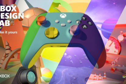 Xbox Design Lab reabre con el controlador actualizado de la serie X / S de Microsoft