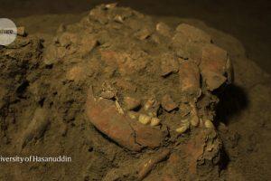 Primer ADN humano antiguo encontrado en la principal ruta migratoria asiática
