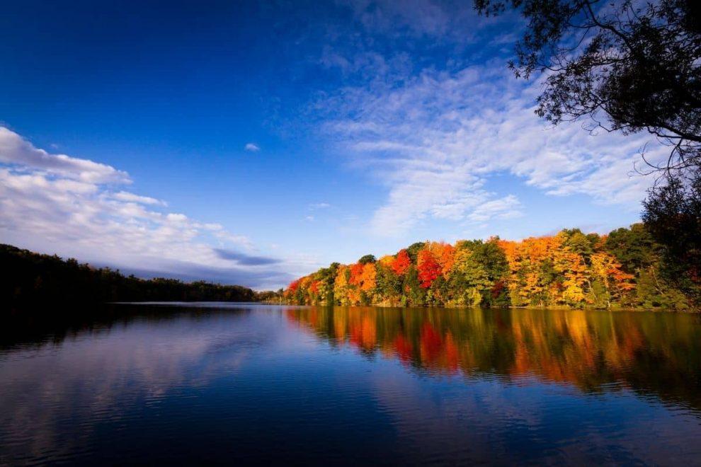 13 recorridos espectaculares para ver los colores del otoño en Ontario