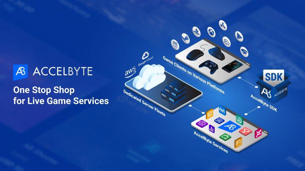 AccelByte recauda $ 10 millones para proporcionar servicios de back-end para juegos multiplataforma
