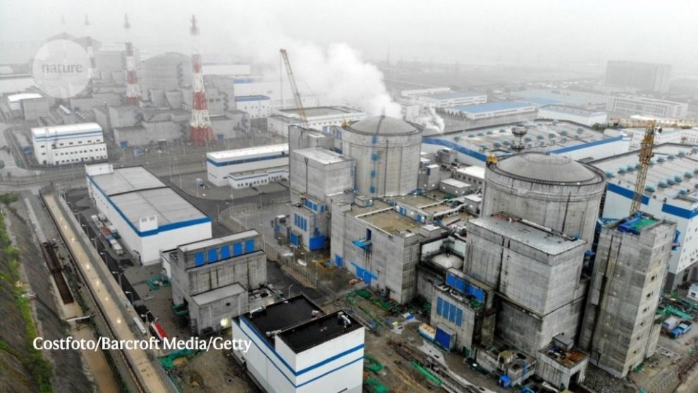 China se prepara para probar un reactor nuclear de torio