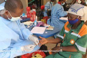 Cómo COVID está obstaculizando la lucha contra el VIH, la tuberculosis y la malaria