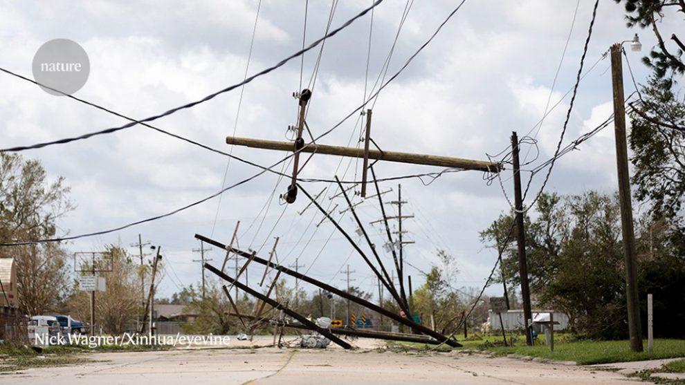 El huracán Ida obliga a los investigadores de Luisiana a repensar su futuro