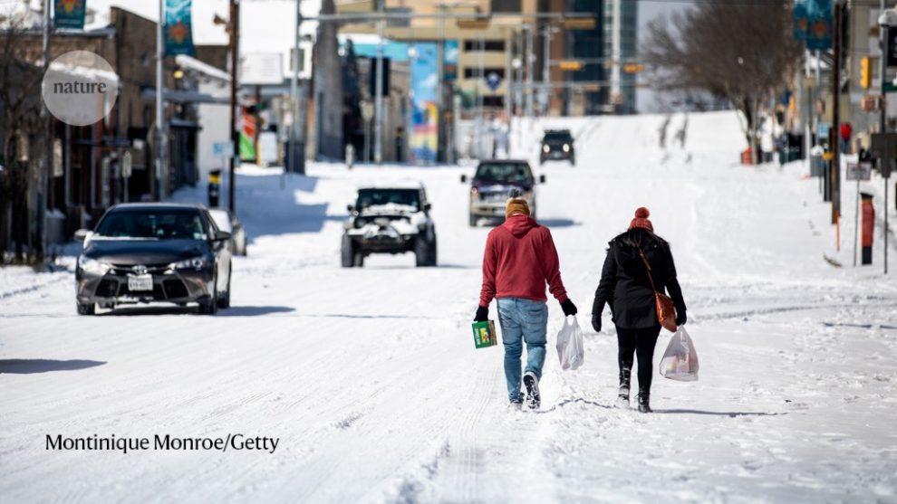 Extraños inviernos estadounidenses vinculados al calentamiento del Ártico