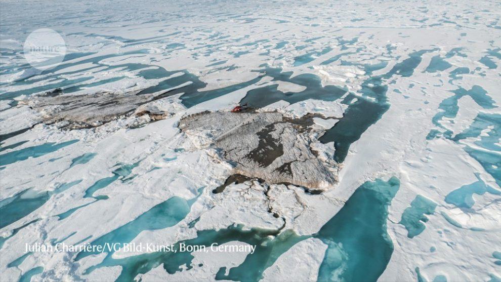 La isla más septentrional del mundo y el papel del cambio climático en las inundaciones