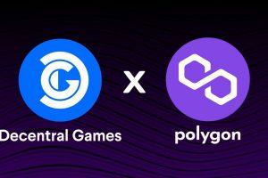 """Polygon invierte en Decentral Games para impulsar juegos de """"jugar para ganar"""""""