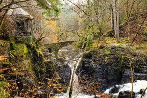 Un viaje otoñal por el corazón de Escocia